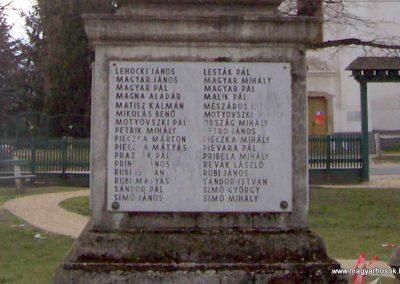 Albertirsa I. világháborús emlékmű 2009.03.17. küldő-miki (11)