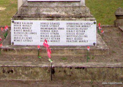 Albertirsa I. világháborús emlékmű 2009.03.17. küldő-miki (4)
