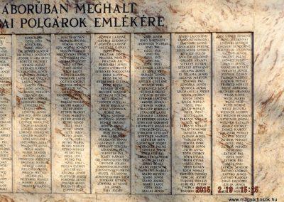 Albertirsa II. világháborús emlékmű 2015.02.19. küldő-kalyhas (5)