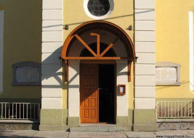 Aldebrő-templom Világháborús emléktáblák 2007.06.11. küldő-Kályhás