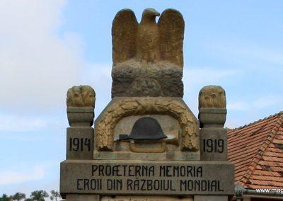 Alsóboldogfalva felújított I. világháborús emlékmű 2014.08.22. küldő-Pálffy Tamás Szabolcs (2)