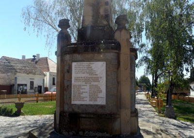 Alsócsernáton hősi emlékmű 2016.07.14. küldő-kalyhas