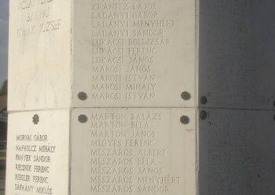 Alsónémedi I.vh emlékmű 2008.10.08.küldő-Huszár Peti (7)