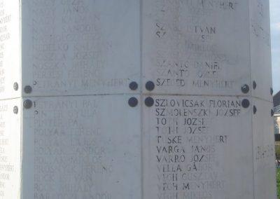Alsónémedi I.vh emlékmű 2008.10.08.küldő-Huszár Peti (8)