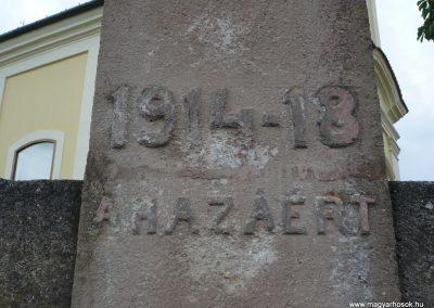 Alsópáhok I.vh emlékmű 2009.07.01.küldő-Sümec (2)