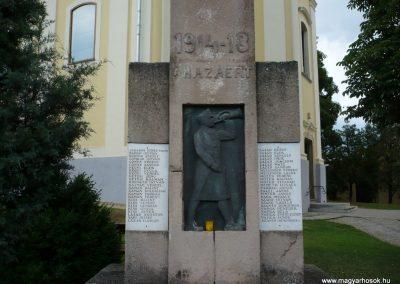 Alsópáhok I.vh emlékmű 2009.07.01.küldő-Sümec (3)