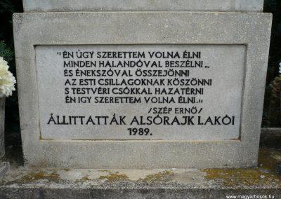 Alsórajk II.vh emlékmű 2009.09.14. küldő-Sümec (3)
