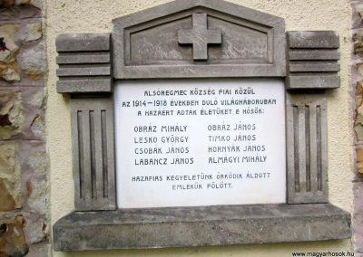 Alsóregmec világháborús emléktáblák 2012.08.17. küldő-kalyhas (4)