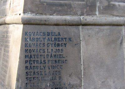 Alsósófalva világháborús emlékmű 2011.09.20. küldő-Mónika39 (2)