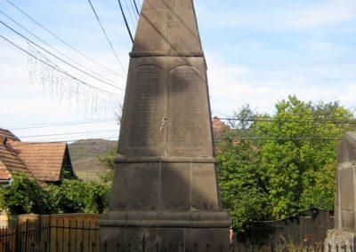 Alsósófalva világháborús emlékmű 2011.09.20. küldő-Mónika39 (3)