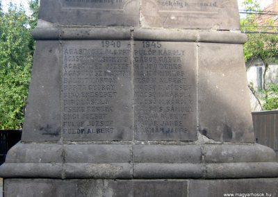 Alsósófalva világháborús emlékmű 2011.09.20. küldő-Mónika39 (6)