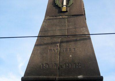 Alsósófalva világháborús emlékmű 2011.09.20. küldő-Mónika39 (7)
