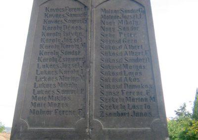 Alsósófalva világháborús emlékmű 2011.09.20. küldő-Mónika39 (8)