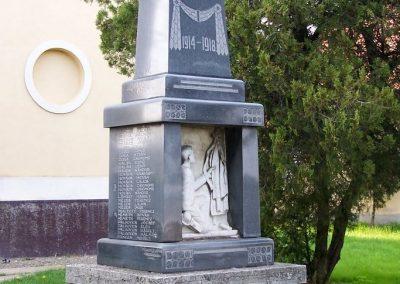 Alsószeli I.vh emlékmű 2006.04.23. küldő-Szabados László