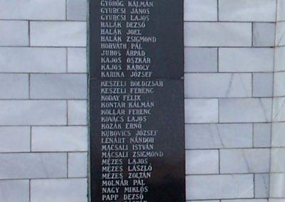 Alsószeli II.vh emlékmű 20005.03.15. küldő-Szabados László (1)