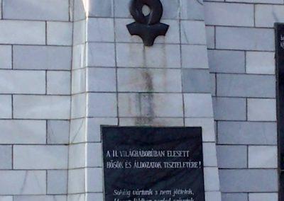 Alsószeli II.vh emlékmű 20005.03.15. küldő-Szabados László (2)