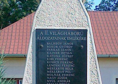 Alsószentiván II.vh emlékmű 2010.07.13. küldő-Csiszár Lehel (1)