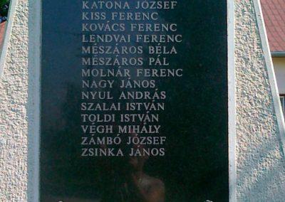 Alsószentiván II.vh emlékmű 2010.07.13. küldő-Csiszár Lehel (2)