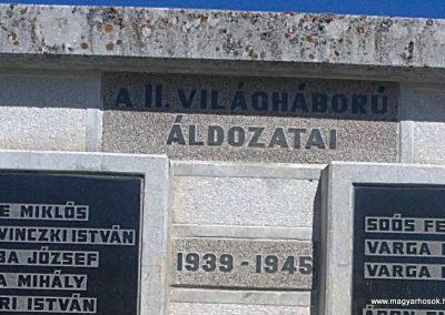 Alsószuha II.világháborús emlékmű 2012.04.09. küldő-Pataki Tamás (2)