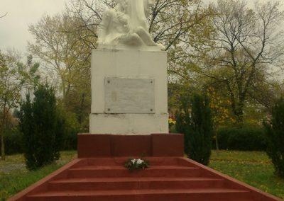 Ambrózfalva világháborús emlékmű 2012.11.13. küldő-Csiszár Lehel