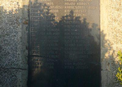 Andód I.vh emlékmű 2010.04.17. küldő-Felvidéki betyár (1)