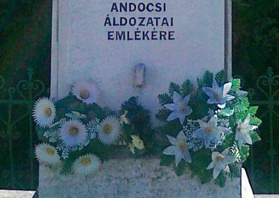 Andocs világháborús emlékmű 2010.08.26. küldő-Csiszár Lehel (2)