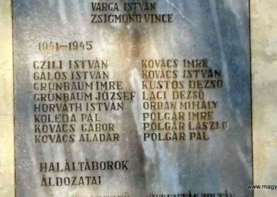 Apácatorna világháborús emlékmű 2014.10.07. küldő-Méri (3)
