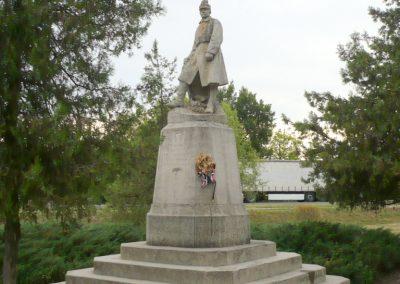 Apátfalva I. világháborús emlékmű 2012.07.13. küldő-Sümec