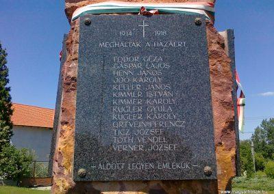 Aszófő hősi emlékmű 2010.07.08. küldő-Csiszár Lehel (3)