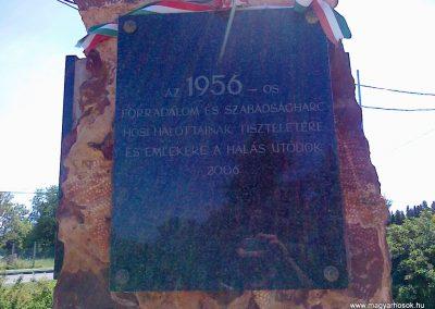 Aszófő hősi emlékmű 2010.07.08. küldő-Csiszár Lehel (5)