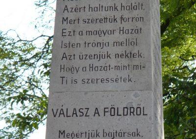 Aszaló I.vh emlékmű 2009.05.20.küldő-Gombóc Arthur (2)