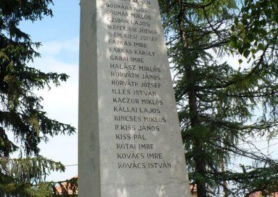 Aszaló I.vh emlékmű 2009.05.20.küldő-Gombóc Arthur (5)