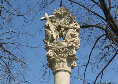 Attala I.vh emlékmű 2009.04.04. küldő-kalyhas (1)