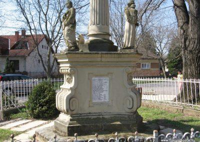 Attala I.vh emlékmű 2009.04.04. küldő-kalyhas (4)