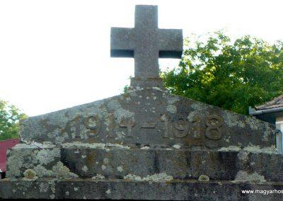 Atyha I. világháborús emlékmű 2014.07.20. küldő-Gombóc Arthur (1)