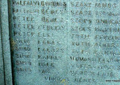 Atyha I. világháborús emlékmű 2014.07.20. küldő-Gombóc Arthur (5)
