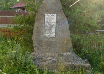 Atyha II. világháborús emlékmű 2014.07.20. küldő-Gombóc Arthur