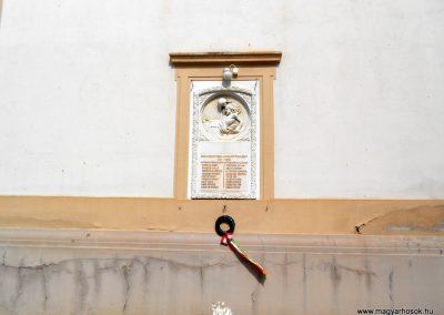 Bágyogszovát I. világháborús emléktábla 2012.08.26. küldő-Baloghzoli (1)
