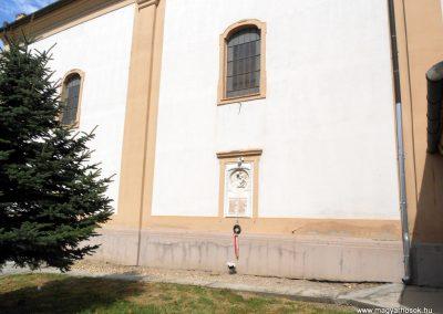 Bágyogszovát I. világháborús emléktábla 2012.08.26. küldő-Baloghzoli