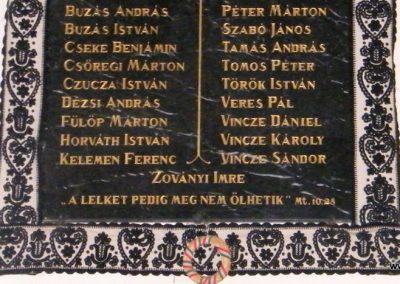 Bánffyhunyad II.vh emléktábla 2011.07.04. küldő-Erika67 (2)