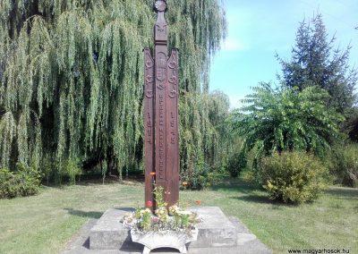 Bánhorváti világháborús emlékmű 2017.08.27. küldő-kalyhas (1)