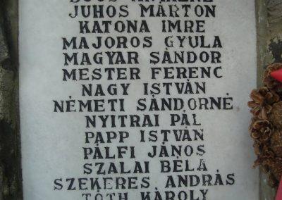Báránd világháborús emlékmű 2009.05.16. küldő-Huszár Peti (6)