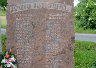 Bárdudvarnok világháborús emlékmű 2010.05.28. küldő-Sümec (5)