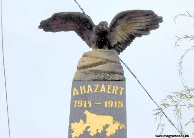 Bátaapáti világháborús emlékmű 2013.09.14. küldő-Turul 68 (1)