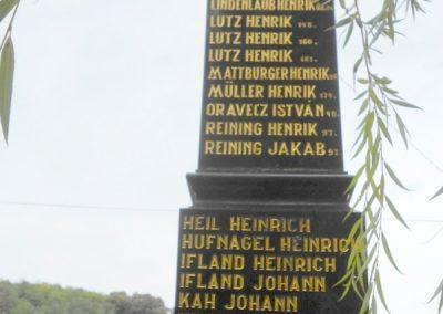 Bátaapáti világháborús emlékmű 2013.09.14. küldő-Turul 68 (4)