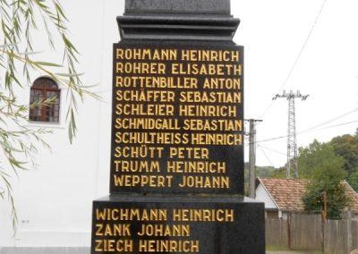 Bátaapáti világháborús emlékmű 2013.09.14. küldő-Turul 68 (5)