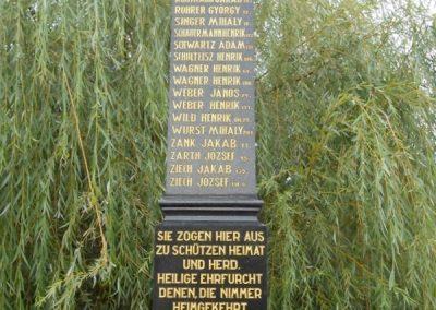 Bátaapáti világháborús emlékmű 2013.09.14. küldő-Turul 68 (6)