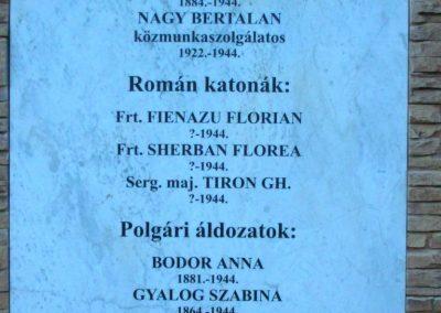 Bátonyterenye-Kisterenye II.vh emlékmű 2010.07.02. küldő-Szederke (1)