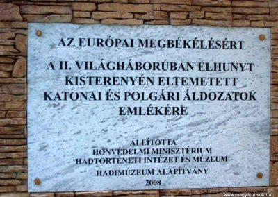 Bátonyterenye-Kisterenye II.vh emlékmű 2010.07.02. küldő-Szederke (3)