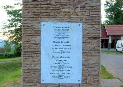 Bátonyterenye-Kisterenye II.vh emlékmű 2010.07.02. küldő-Szederke